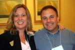Wendy Haggerty and Jeff Shutz