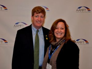 Heather Ehinger and Patrick Kennedy